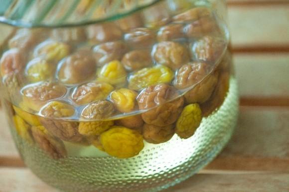 梅酒の梅っていつ取り出すの?美味しい食べ方、利用方法は?