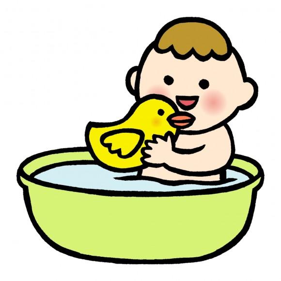 1歳児のベランダでの水遊び、遊び方や注意点は?紫外線対策は?