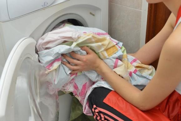 洗濯物についた雑巾のような生乾きのニオイって取れる?方法は?