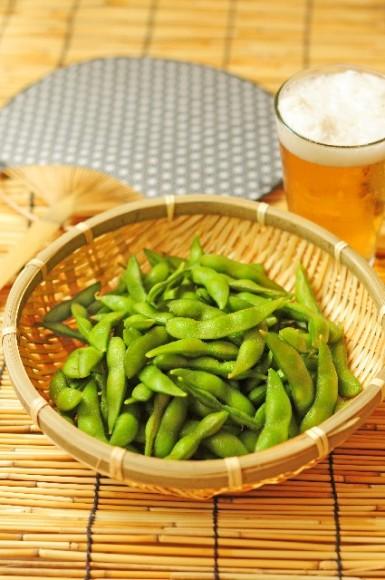 茹でた枝豆をキレイな緑色に!色良しな枝豆にするコツとは?