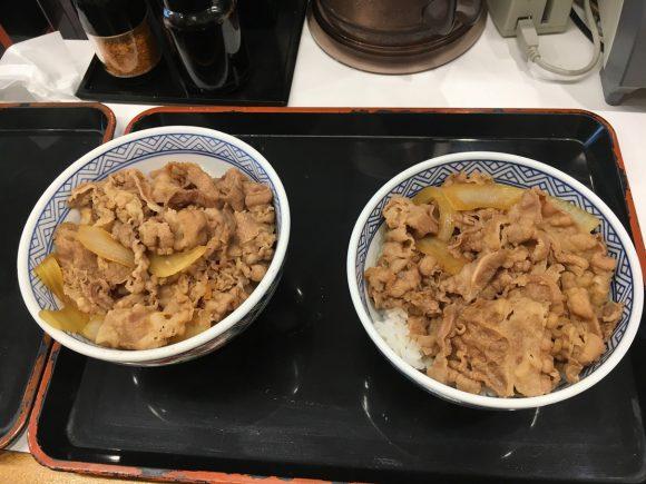 吉野家のサラシア牛丼!普通の牛丼との味の違いは?糖質量やカロリーはどのくらい?