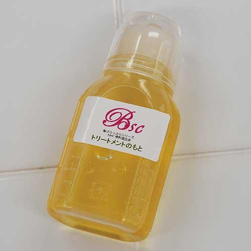 髪NMF原液混合剤は頭皮の脂濡性湿疹改善に役立つ!?手持ちのトリートメントにプラスで使える